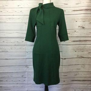 Insight Bow Neck Dress, Size 8